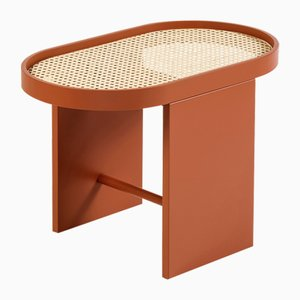 Copper Colored Piani Side Table by Patricia Urquiola for Editions Milano, 2019