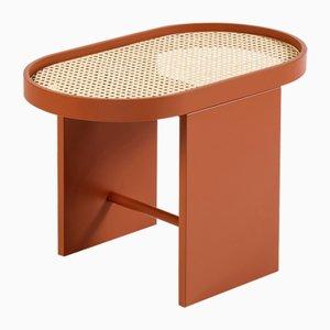 Kupferfarbener Piani Beistelltisch von Patricia Urquiola für Editions Milano, 2019