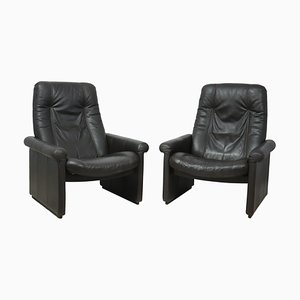 DS50 Reclining Armchairs from de Sede, 1970s, Set of 2