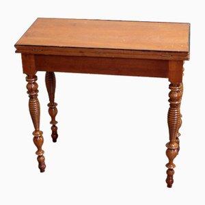 Antiker Spieltisch