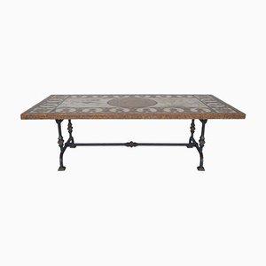 Tavolino da caffè Cosmatesco di Cupioli Luxury Living, 2017