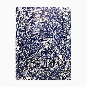 Lithographie Abstract Birds par Max Ernst, 1962
