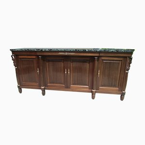 Empire Mahogany 4-Door Sideboard, 1960s