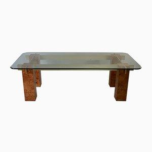 Table Basse Modèle Last Century par Gabriella Crespi, Italie, 1970s