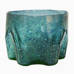 Vaso di Benny Motzfeldt per Randsfjord Glass, anni '60