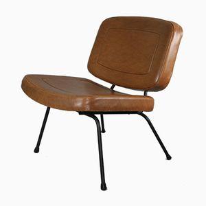 Chaise CM 190 par Pierre Paulin pour Thonet, 1960s