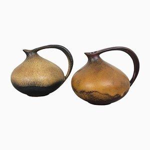 Vases Modèle 313 par Kurt Tschörner pour Ruscha, 1960s, Set de 2