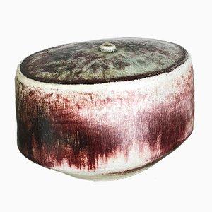 Jarrón de cerámica Studio de cerámica de Bruno & Ingeborg Asshoff, años 60