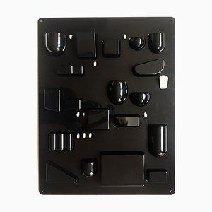 Portaoggetti da parete Utensilo I di Dorothee Becker & Ingo Maurer per Design M, 1969