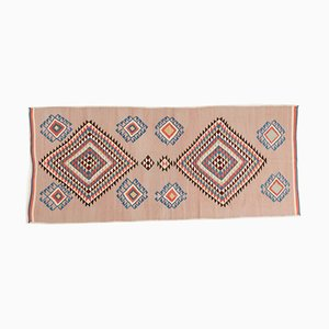 Vintage Turkish Kilim, 1970s