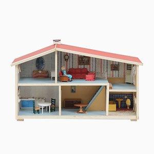 Casa de muñecas Göteborg de Grete Thomsen, años 60