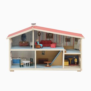 Göteborg Doll House by Grete Thomsen, 1960s