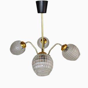 Lámpara de araña nórdica Mid-Century