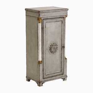 Vintage Danish Cabinet with Bronze Mountings
