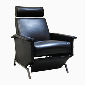 Vintage Recliner by Georges de Rijk for Beaufort