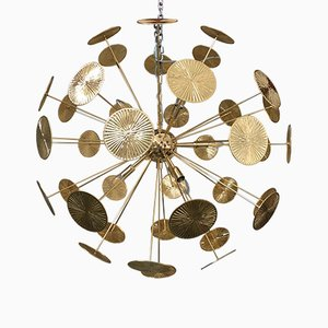 Sputnik Chandelier from Italian light design