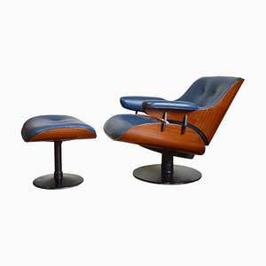 Armchair & Footrest Set by Martin Grierson, 1960s