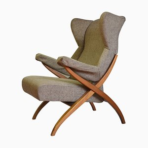 Fiorenza Lounge Chair by Franco Albini for Arflex, 1950s