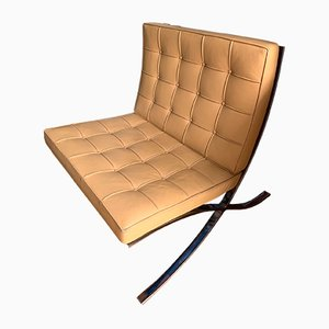 Barcelona Lounge Chair by Ludwig Mies van der Rohe for Knoll International, 1970s