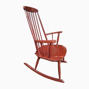 Rocking Chair par Ilmari Tapiovaara pour Stol Kamnik, 1960s
