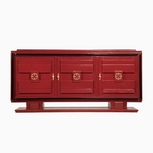 Art Deco Painted Sideboard