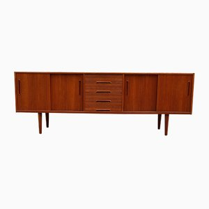 Teak Sideboard by Nils Jonnson for Hugo Troeds, 1960s