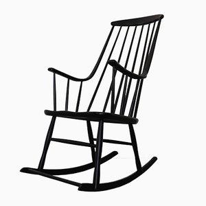 Rocking Chair Grandessa par Lena Larsson pour Nesto, 1960s