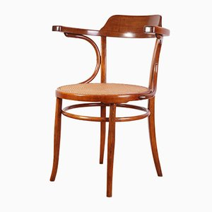 Antique No.4/B Office Chair from Jacob & Josef Kohn, 1890s