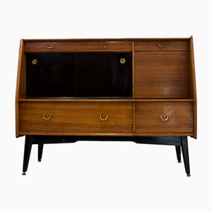 Mid-Century Highboard with Drinks Cabinet from G-Plan, 1960s