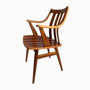 Chaises en Palissandre de Pastoe, 1960s, Set de 4