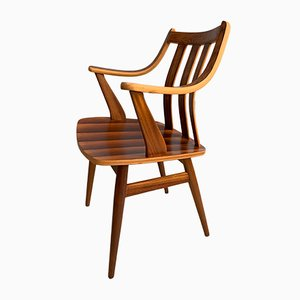 Rosewood Chairs from Pastoe, 1960s, Set of 4