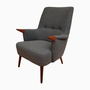 Danish Lounge Chair, 1960s