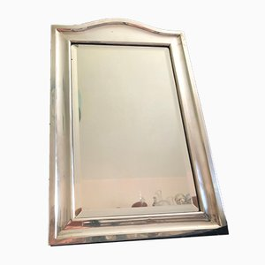 Edwardian Silver Easel Mirror from Henry Matthews, 1909
