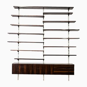 Vintage Rosewood Shelving System from Sparrings, 1960s