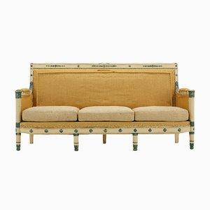 Französisches Sofa, 19. Jh.