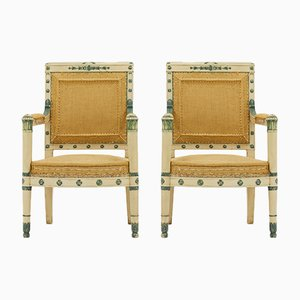 19th Century French Chairs, Set of 2