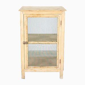 Antique Meat Safe Cabinet