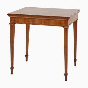 Italienischer Biedermeier Spieltisch, 1820er