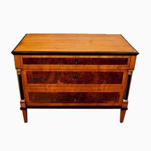 Antique Biedermeier Chest of Drawers, 1820s