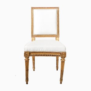 Louis XVI French Children's Chair by Jean Baptiste Boulard, 1770s