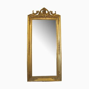 French Louis-Philippe Wall Mirror