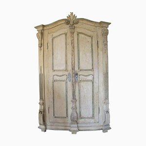 German Rococo Hall Cabinet, 1760s