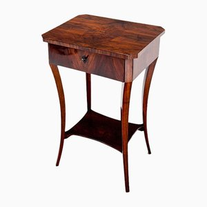 Biedermeier Side Table, 1830s