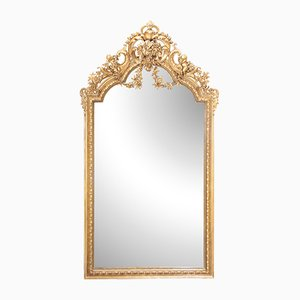 19th Century Napoleon III Mirror