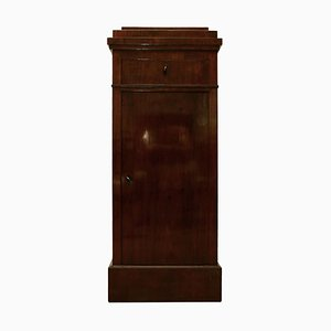 German Pillar Cabinet, 1820s