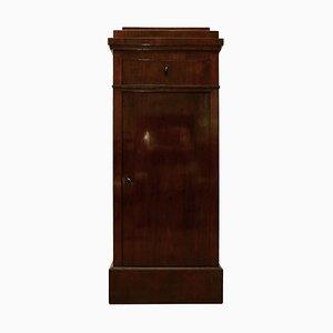 Mueble esquinero alemán, década de 1820