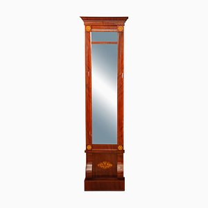 19th-Century Biedermeier Mirror