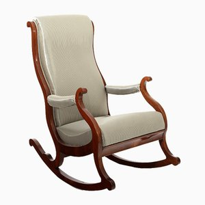 19th Century Biedermeier Rocking Chair