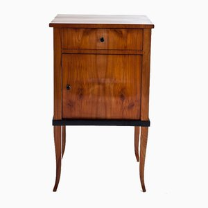 Antique Biedermeier Nightstand