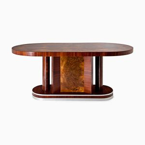 Art Deco Dining Table, 1920s